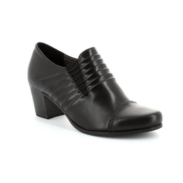 Tamaris Heeled Shoes - Black - 24412/001 NAIFE