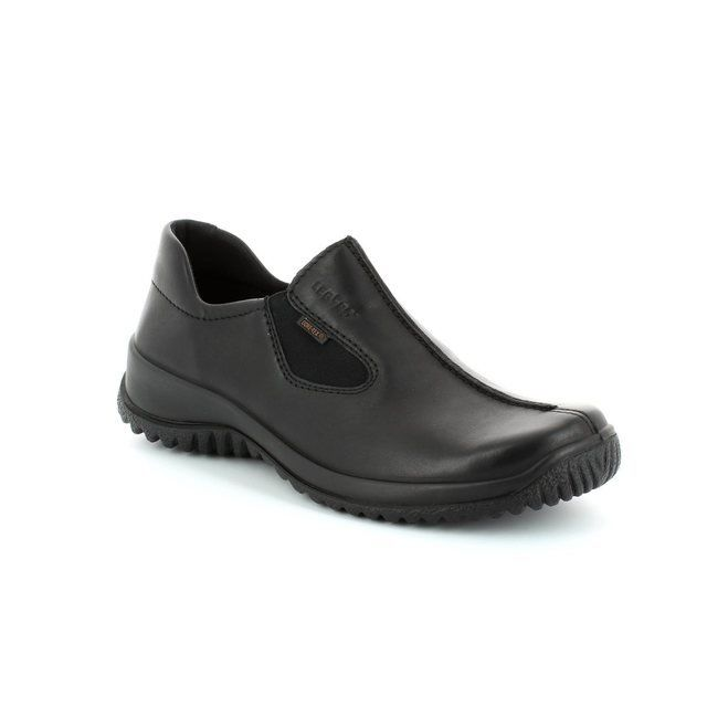 Legero Softshoe Gore 00568-01 Black comfort shoes