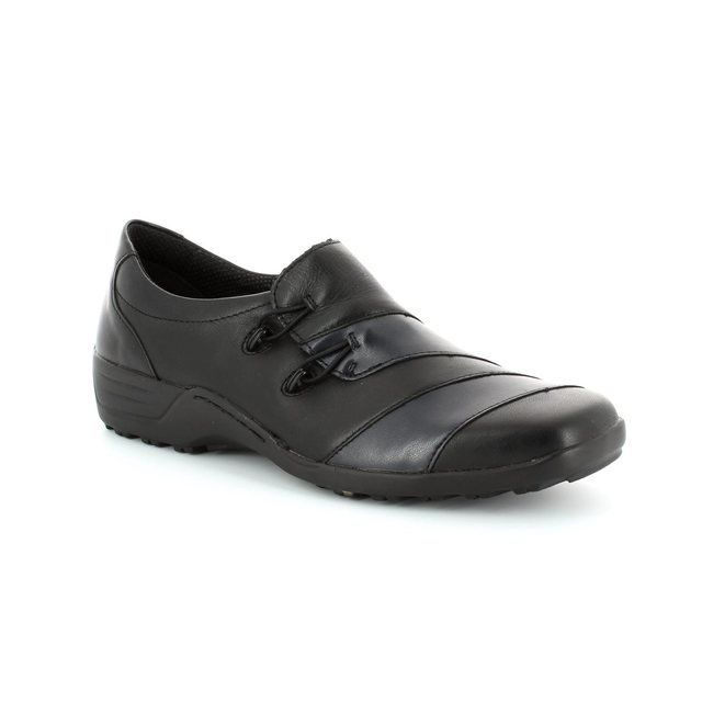 Remonte Everyday Shoes - Black Navy combi - D0525-00 BERTASTRI