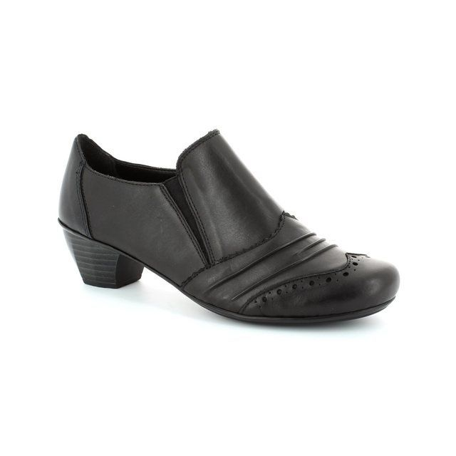 Rieker 41730-00 Black shoe-boots