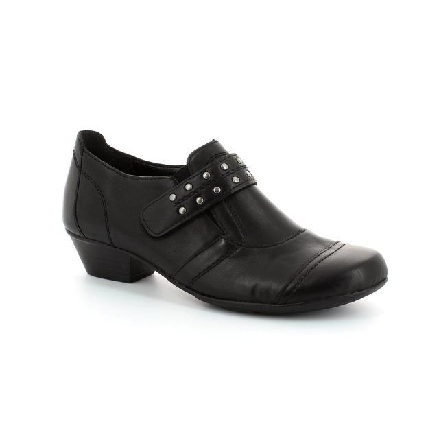 Remonte Heeled Shoes - Black - D7331-01 MILLVEL
