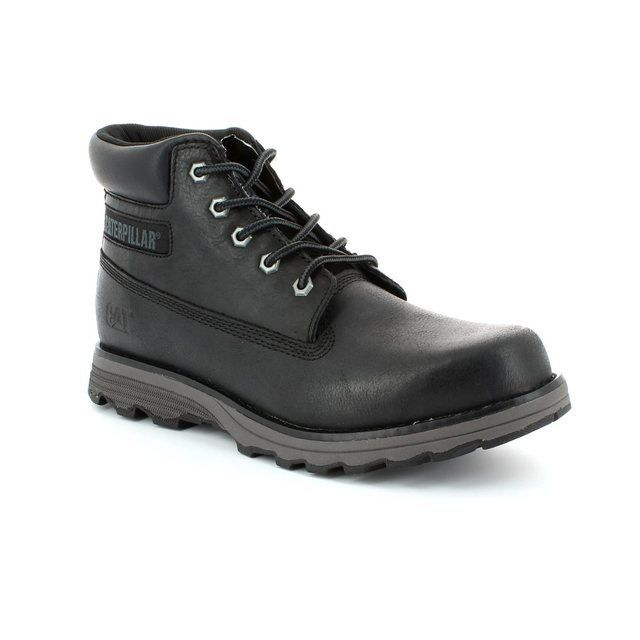 CAT Founder 7178 Black boots
