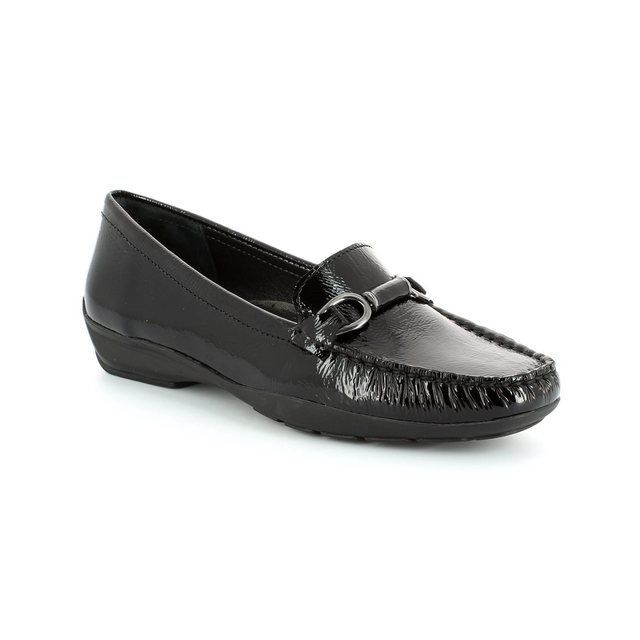 Ambition Loafer / Mocassin - Black patent - 2018/44 LOTUS 52
