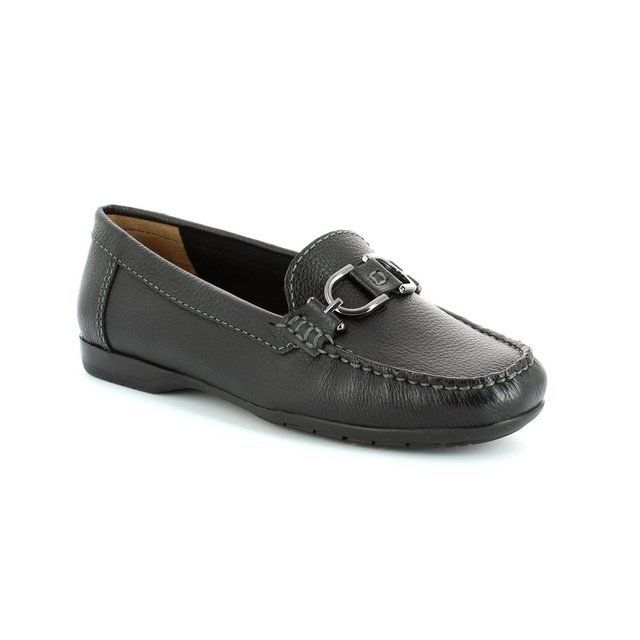 Ambition Loafer / Mocassin - Black - 7724/30 ROSELA WIDE
