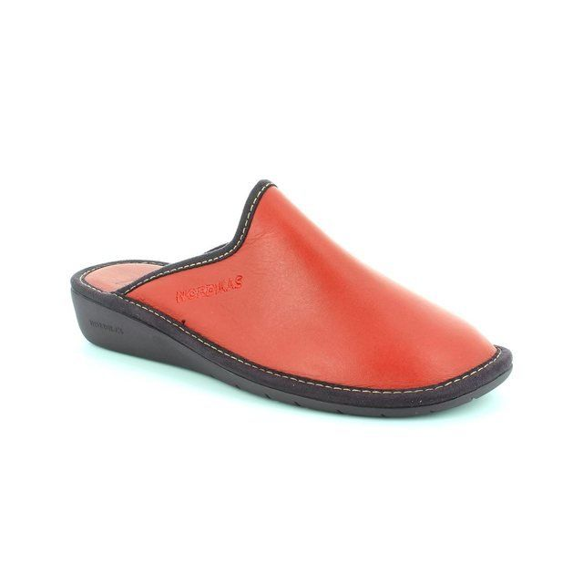 Nordikas Slippers & Mules - Red - 0347/8 MULEA  NEW