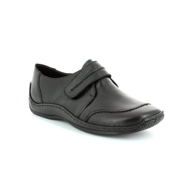 Rieker Everyday Shoes - Black - L1760-00 CELIAVEL