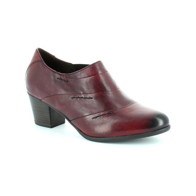 Tamaris Oksanadi 24406-501 Dark Red shoe-boots