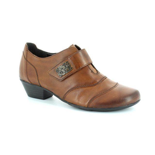 Remonte D7347-24 Tan shoe-boots