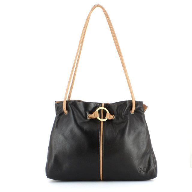 Gigi Bags Handbags - Black/Honey - 4323/31 OTHTT 4323