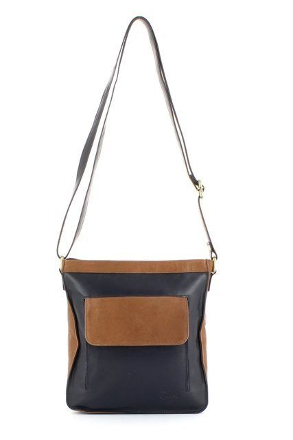 Gigi Bags Handbags - Navy/tan - 8703/70 OTHTT 8703