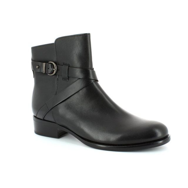 Gabor Counter 31.641.27 Black ankle boots