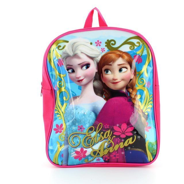 Character Bags & Shoes Handbags - Pink multi - 0101/56 FROZEN SATCHEL