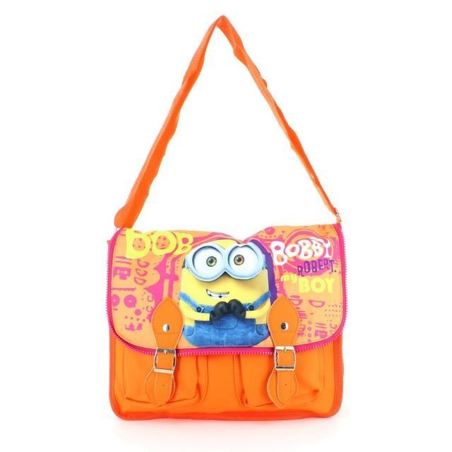 Character Bags & Shoes Minions Satche 0103-38 Red multi