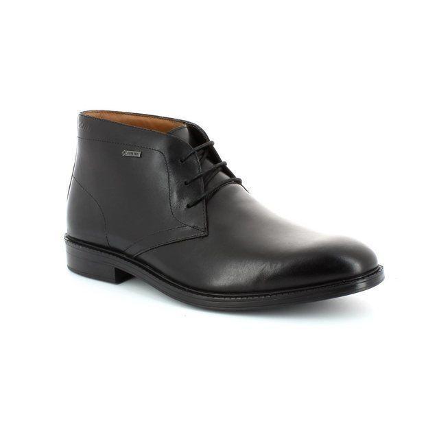 Clarks Chilver Hi Gore-tex Black boots