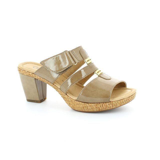 Gabor Rainbow 25.732.94 Taupe sandals
