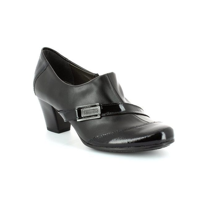Alpina Heeled Shoes - Black - 8Y84/13 PALOMA 52
