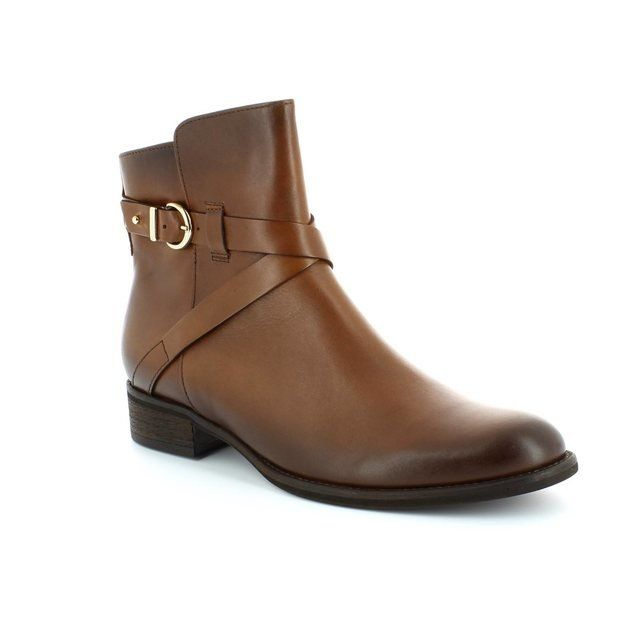 Gabor Counter 31.641.22 Tan ankle boots