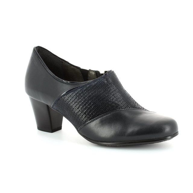 Alpina Heeled Shoes - Navy - 8Y80/47 PAOLA