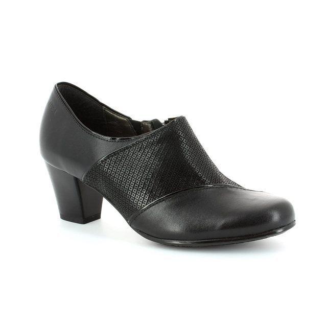 Alpina Paola 8Y80-13 Black shoe-boots
