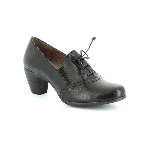 Wonders G3690-30 Black shoe-boots