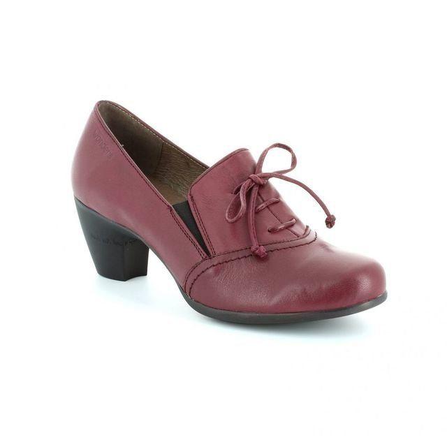 Wonders G3690-81 Wine shoe-boots