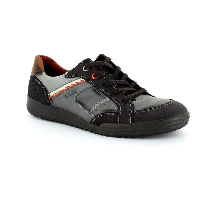 ECCO Shoes - Navy multi - 539504/58736 FRASER
