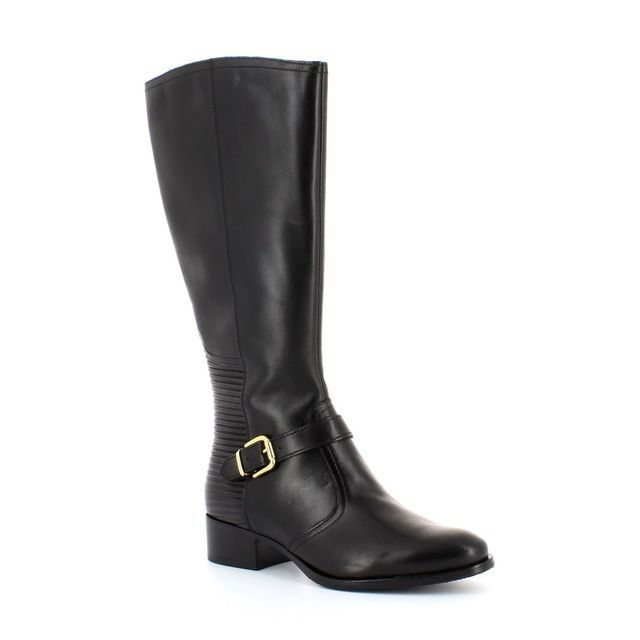 Tamaris Minalong 25560-001 Black long boots