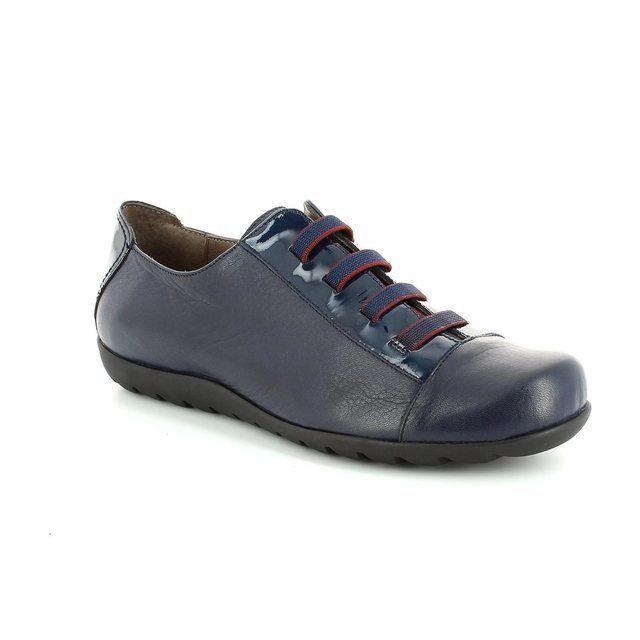 Wonders Everyday Shoes - Navy - A7005/70 WONDER SOFT