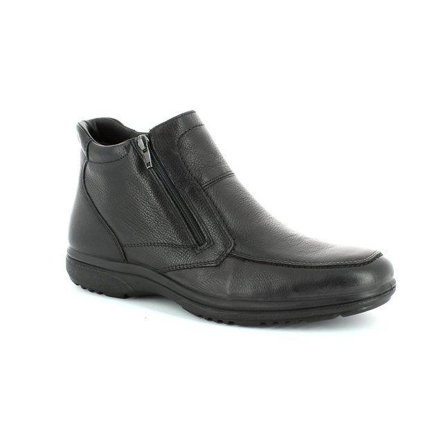 IMAC Boots - Black - 40670/1500011 HANDY  TWINZIP