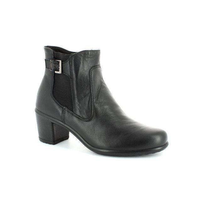 IMAC Daytona 61940-1400011 Black ankle boots