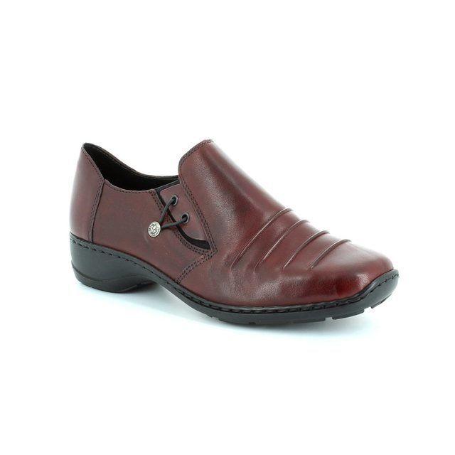 Rieker 58353-35 Wine comfort shoes