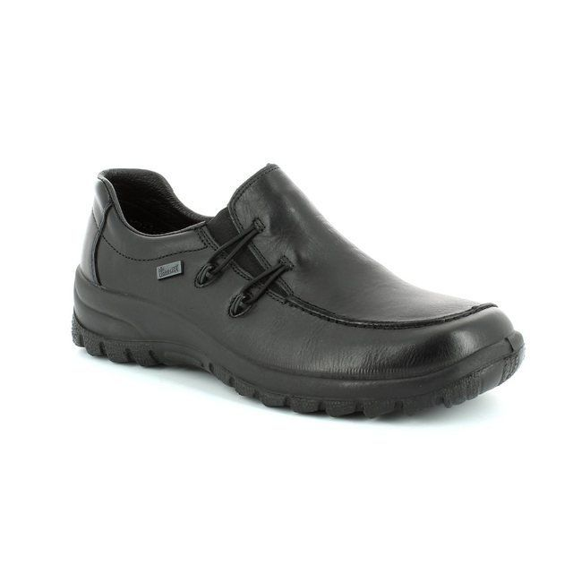 Rieker L7180-01 Black comfort shoes