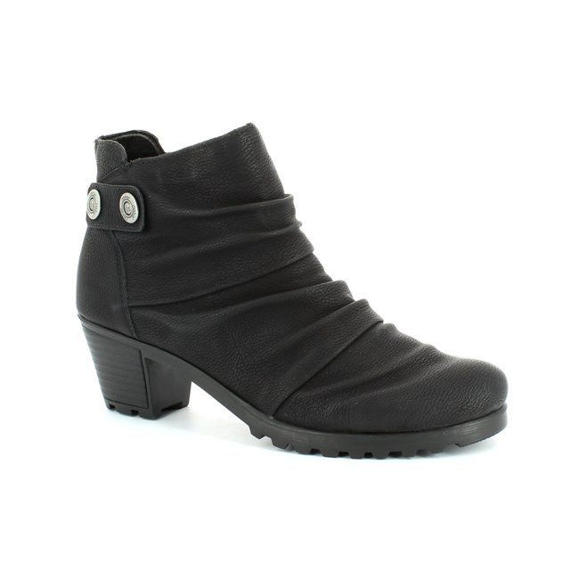 Rieker Boots - Ankle - Black - Y8063-01 GREECE 52