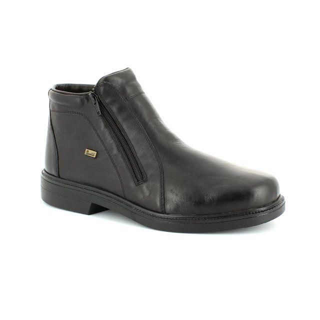 Rieker 37460-00 Black boots
