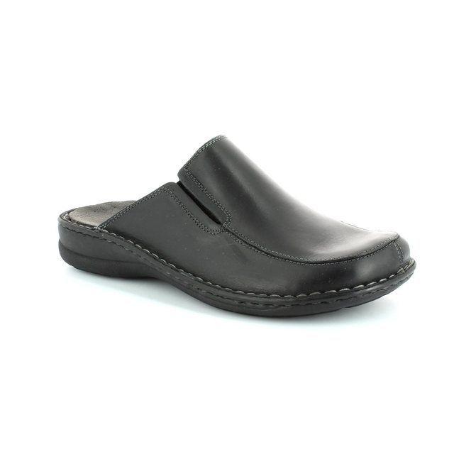 Walk in the City Slippers & Mules - Black - 8788/16803 KLAUS VASA