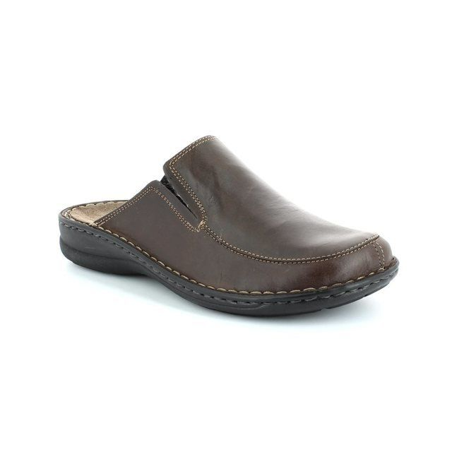 Walk in the City Slippers & Mules - Brown - 8788/16802 KLAUS VASA