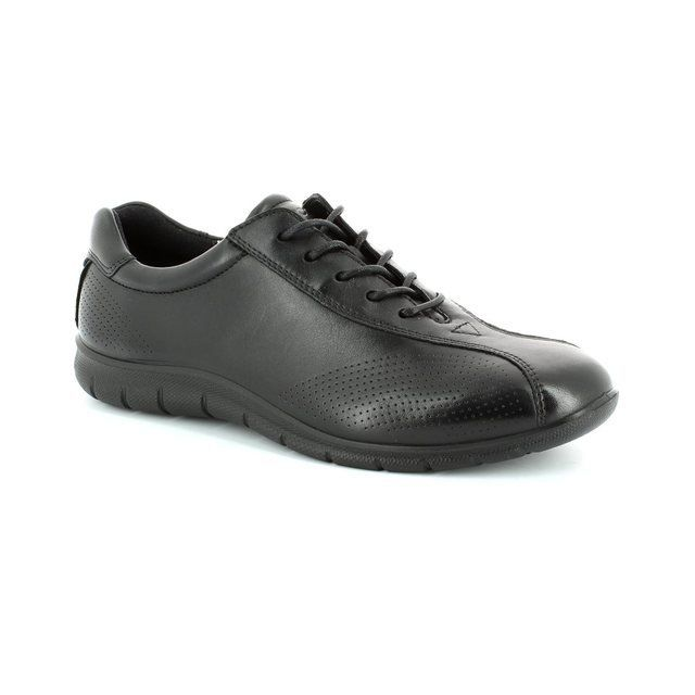 ECCO Everyday Shoes - Black - 210203/01001 BABE WAFT