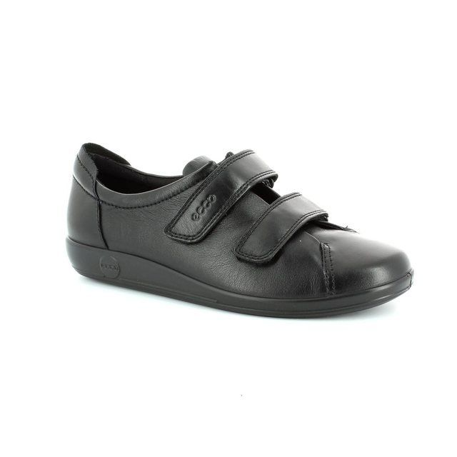 ECCO Also Strapy 206513-56723 Black lacing shoes