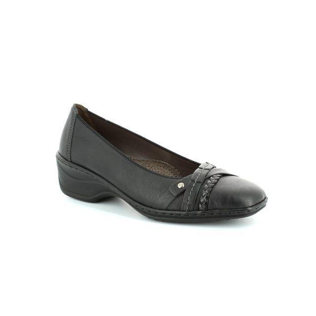 Ara Reggistraps 2261130-01 Black comfort shoes