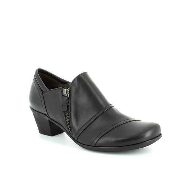 Gabor Heeled Shoes - Black - 34.493.27 ROOST