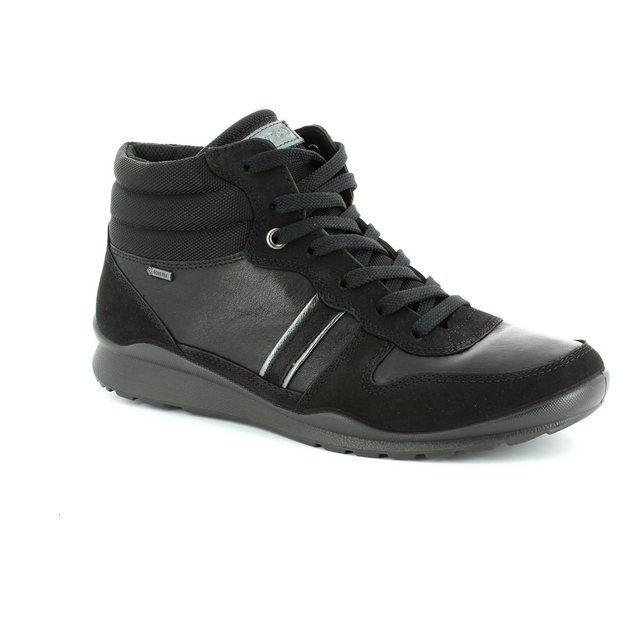 ECCO Mobileboot Gor 215053-59217 Black walking boots
