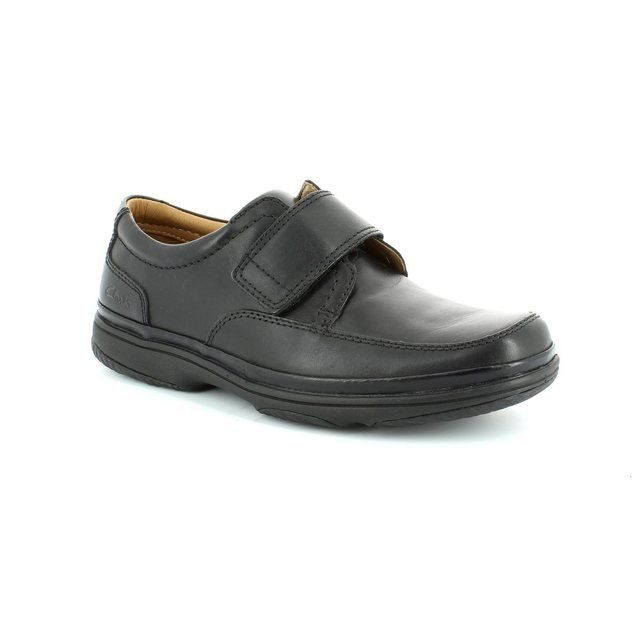 Clarks Swift Turn Black casual shoes