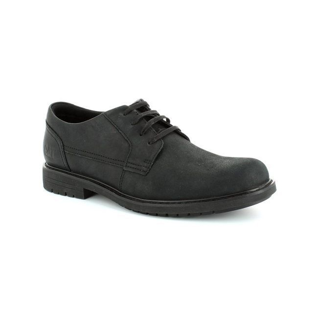 CAT Cason 7191 Black casual shoes