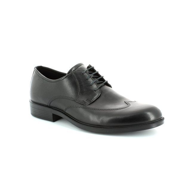 ECCO Shoes - Black - 634514/01001 HAROLD