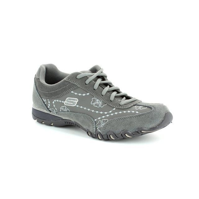 Skechers Speedsters 99801 CHAR Charcoal lacing shoes