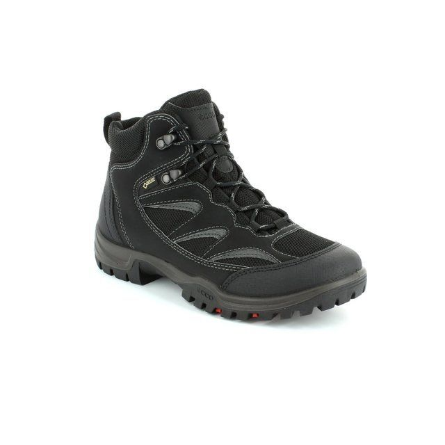 ECCO L Xpedmid Gore 811163-53859 Black multi walking bo