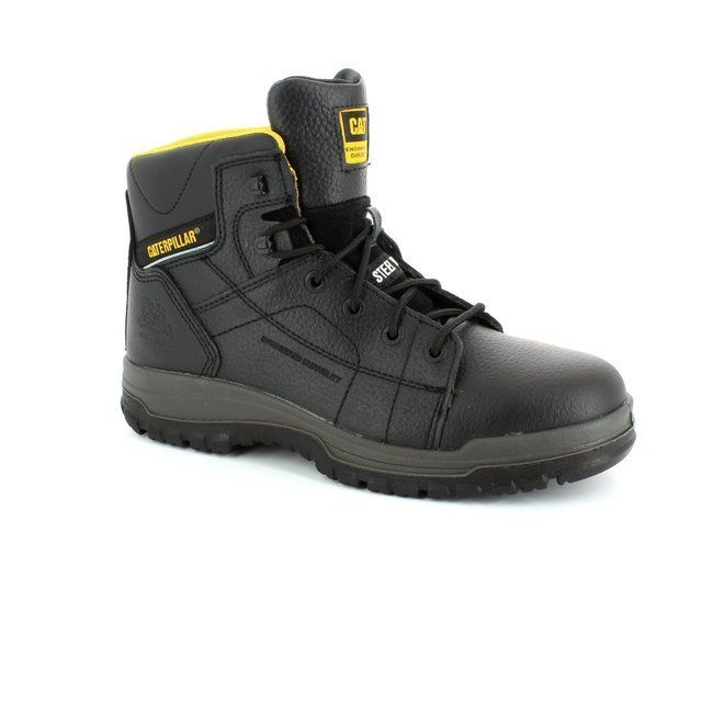 CAT Boots - Black - P713317 DIMEN HI SAFETY BOOT