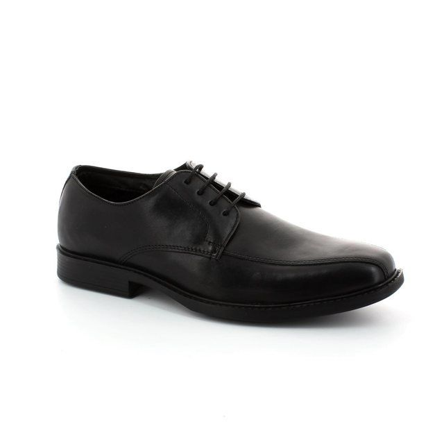 Red Tape Kilton 5261-83 Black formal shoes