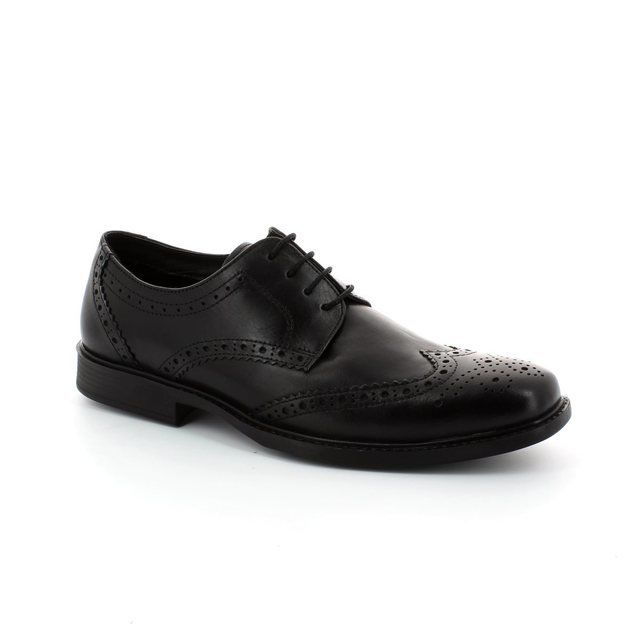 Red Tape Maglin 5262-23 Black formal shoes