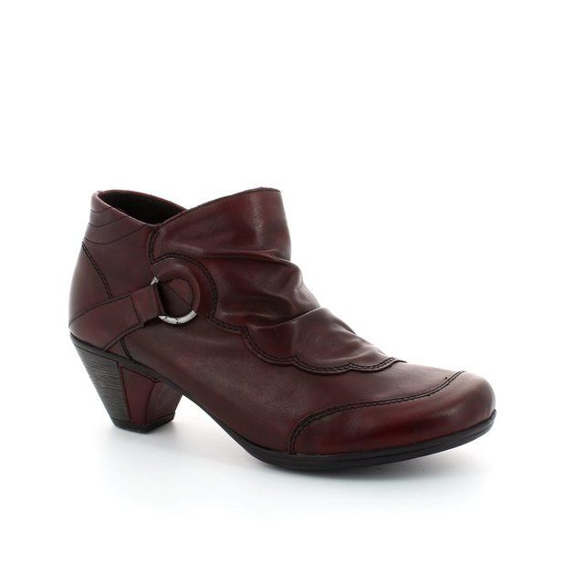 Remonte Boots - Ankle - Wine - D1276-35 ANNIES